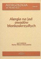 Definicja Alergia na jad owadów słownik