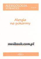 Definicja Alergia na pokarmy słownik