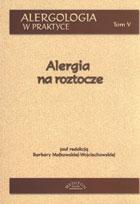 Definicja Alergia na roztocze słownik