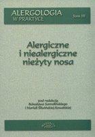 Definicja Alergiczne i niealergiczne słownik