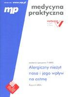Definicja Alergiczny nieżyt nosa i jego słownik