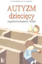 Definicja Autyzm dziecięcy słownik