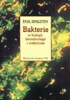 Definicja Bakterie w biologii słownik