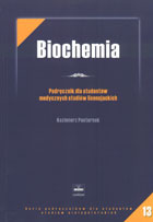 Definicja BIOCHEMIA Podręcznik dla słownik
