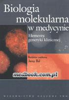 Definicja Biologia molekularna w słownik