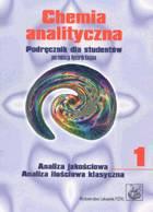 Definicja Chemia analityczna t. 1 - 2 słownik