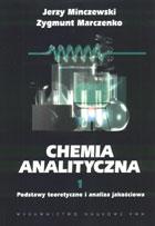 Definicja Chemia analityczna tom 1-2 słownik