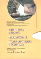Definicja Chirurgia kolana, artroskopia słownik