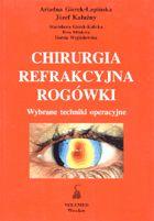 Definicja Chirurgia refrakcyjna rogówki słownik