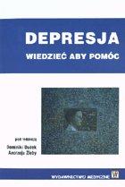 Definicja Depresja - wiedzieć aby pomóc słownik