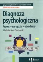 Definicja DIAGNOZA PSYCHOLOGICZNA słownik