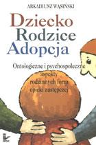 Definicja Dziecko Rodzice Adopcja słownik