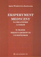 Definicja Eksperyment medyczny na słownik