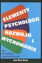 Definicja Elementy psychologii rozwoju słownik
