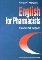 Definicja English for Pharmacists słownik