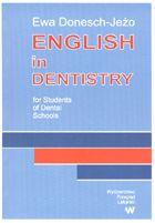 Definicja English in dentistry słownik