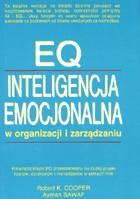 Definicja EQ Inteligencja emocjonalna w słownik