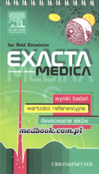Definicja EXACTA MEDICA - wyniki badań słownik