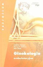 Definicja Ginekologia ambulatoryjna słownik