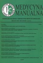Definicja Medycyna manualna nr 1998/1 słownik
