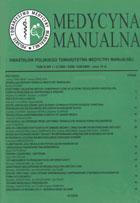 Definicja Medycyna manualna nr 1999/1-2 słownik