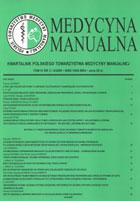 Definicja Medycyna manualna nr 2000/3-4 słownik