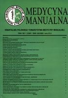 Definicja Medycyna manualna nr 2001/1-2 słownik