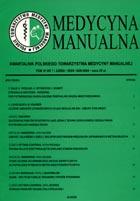 Definicja Medycyna manualna nr 2002/1-2 słownik