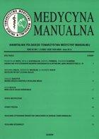 Definicja Medycyna manualna nr 2003/1-2 słownik
