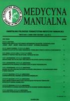 Definicja Medycyna manualna nr 2003/3-4 słownik