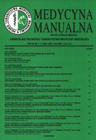 Definicja Medycyna manualna nr 2004/1-2 słownik