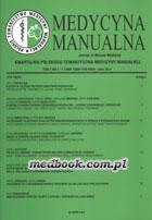Definicja Medycyna manualna nr 2006/2-3 słownik