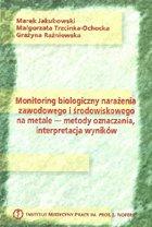 Definicja Monitoring biologiczny słownik