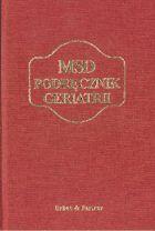 Definicja MSD Podręcznik geriatrii słownik