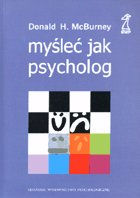 Definicja Myśleć jak psycholog słownik