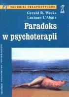 Definicja Paradoks w psychoterapii słownik