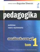 Definicja PEDAGOGIKA t. 1 - podstawy słownik