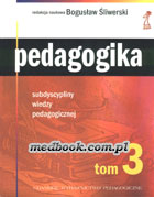 Definicja PEDAGOGIKA t. 3 słownik