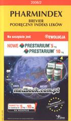 Definicja Pharmindex - brevier 2006/2 słownik