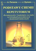 Definicja Podstawy chemii cz. 1-2 słownik