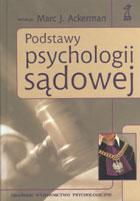 Definicja Podstawy psychologii sądowej słownik
