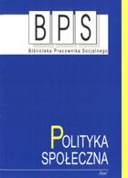 Definicja Polityka społeczna słownik