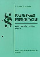 Definicja Polskie prawo farmaceutyczne słownik