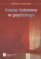 Definicja Pomiar ilościowy w psychologii słownik