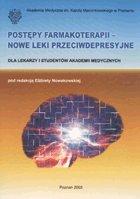 Definicja Postępy farmakoterapii - nowe słownik