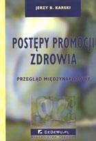 Definicja Postępy promocji zdrowia słownik