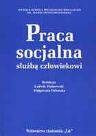 Definicja Praca socjalna służbą słownik