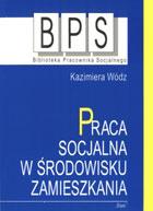Definicja Praca socjalna w środowisku słownik