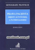 Definicja PRAWA PACJENTA - między słownik