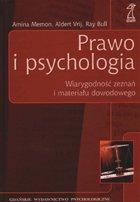 Definicja Prawo i psychologia słownik
